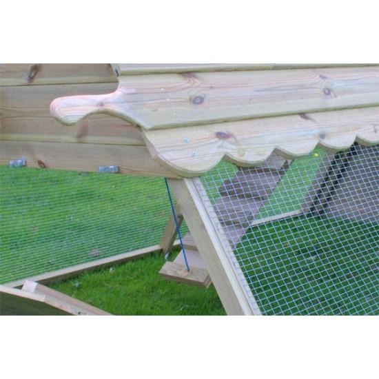 Cherry Acres Chicken Ark – 4 Hens