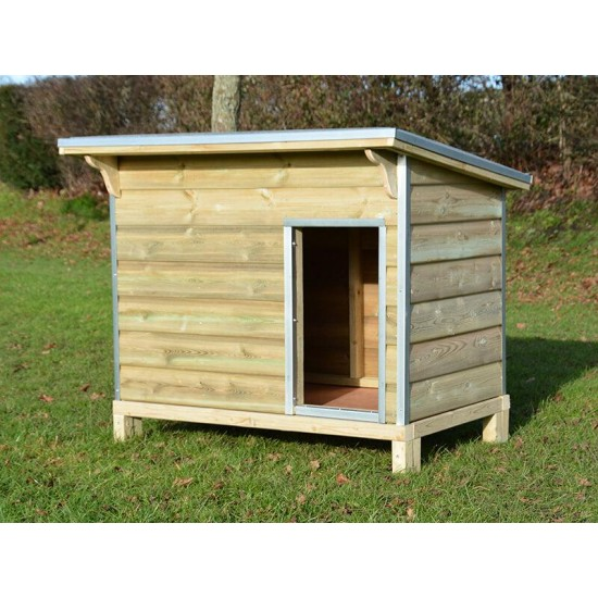 The Albany Dog Cabin